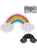The Home Deco Kids LED-Leuchtdeko ´´Arc en ciel´´ in Bunt - (B)35 x (H)20,2 x (T)3,2 cm - 68% | Beleuchtung