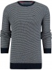 NEW ZEALAND AUCKLAND Pullover ´´Little Hope´´ in Dunkelblau - 70% | Größe XXL | Herren pullover strick