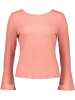 Tom Tailor Longsleeve in Apricot - 65% | Größe M | Damen tops