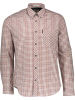 Ben Sherman Hemd ´´House´´ - Regular Fit - in Rot - 64% | Größe S | Herrenhemden