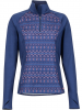 Marmot Funktionstroyer ´´Heavyweight Nicole´´ in Dunkelblau - 67% | Größe XS | Damen outdoor tops shirts