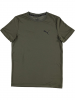 Puma Funktionsshirt ´´Active´´ in Khaki - 34% | Größe 152 | Kinder outdoor