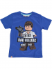 Legowear Shirt ´´Star Wars´´ in Blau - 57% | Größe 128 | Kinder oberteile