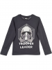 Star Wars Longsleeve ´´Star Wars´´ in Anthrazit - 65% | Größe 104 | Kinder oberteile