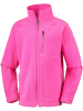 Columbia Fleecejacke ´´Youth Fast Trek´´ in Pink - 53% | Größe 140 | Kinder outdoor