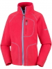 Columbia Fleecejacke ´´Youth Fast Trek´´ in Rot - 53% | Größe 152 | Kinder outdoor