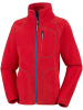 Columbia Fleecejacke ´´Youth Fast Trek´´ in Rot - 73% | Größe 152 | Kinder outdoor