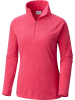 Columbia Fleecepullover ´´Glacial´´ in Pink - 59% | Größe XL | Damen outdoorjacken