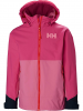 Helly Hansen Funktionsjacke ´´Ascent´´ in Pink - 57% | Größe 140 | Kinder outdoor