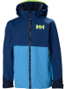 Helly Hansen Funktionsjacke ´´Ascent´´ in Blau - 57% | Größe 140 | Kinder outdoor