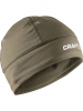 Craft Funktionsbeanie ´´Thermal´´ in Khaki - 38% | Größe 58-60 cm | Damen muetzen caps