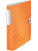 Leitz Ringbuch ´´Wow Active´´ in Orange - A4 - 40% | Buero schulbedarf