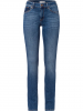 Cross Jeans Jeans ´´Anya´´ in Blau - Slim fit - 59% | Größe W27/L30 | Damenjeans