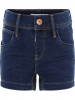 Name it Jeansshorts ´´Salli´´ in Dunkelblau - 35% | Größe 98 | Kinderhosen