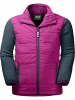 Jack Wolfskin 2in1-Funktionsjacke ´´Glen Dale´´ in Pink - 45% | Größe 104 | Kinder outdoor