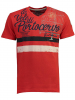 Geographical Norway Shirt ´´Jingsley´´ in Rot - 71% | Größe L | Herrenshirts