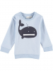 Name it Sweatshirt ´´Emil´´ in Hellblau - 38% | Größe 74 | Babypullover