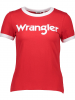 Wrangler Shirt in Rot - 39% | Größe S | Damen tops