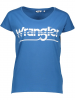 Wrangler Shirt in Blau - 39% | Größe XS | Damen tops
