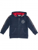 Salt and Pepper Sweatjacke ´´Fire´´ in Dunkelblau - 63% | Größe 92/98 | Kinderpullover strick
