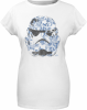 Musterbrand T-Shirt Imperial Stormtrooper - Floral