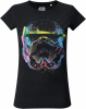 Musterbrand T-Shirt Imperial Stormtrooper NEON Sketch Art