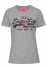 Superdry T-Shirt VINTAGE LOGO BOUTIQUE EMBROIDERY ENTRY TEE