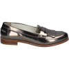 Triver Flight Herrenschuhe mokassins bronze leder BT949