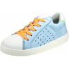 Jochie Freaks kinderschuhe Low (hell-weiß-orange) 17200-526