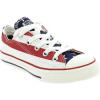 Converse Kinderschuhe ALL STAR CT SCARPA SNEAKER BANDIERA AMERICA JUNIOR