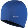 Nike Mütze Synthetic Swim Cap Cuffia Piscina Blu