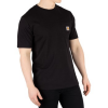 Carhartt Work In Progress T-Shirt Herren Taschen T-Shirt, Schwarz