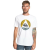 Quiksilver T-Shirt Live On The Edge Mens T Shirt