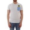 Mc2 Saint Barth T-Shirt BLANCHE