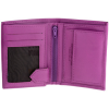 Nuvola Pelle Geldbeutel Soft - Arrow - Fucsia