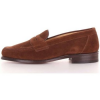 Loake Shoemakers Herrenschuhe ETONBROWNSUEDE