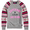 Superdry Pullover DAKOTA FAIRISLE CREW