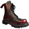 Angry Itch Herrenstiefel 8 hole boot / Steel