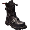Angry Itch Herrenstiefel 10-Loch 3-Buckle