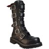 Angry Itch Herrenstiefel 14-Loch 5-Buckle