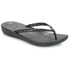 FitFlop Zehentrenner IQUSHION ERGONOMIC FLIP FLOPS CRYSTAL