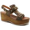 Alpe Sandalen 33621163 Mujer Taupe