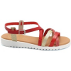 Oh My Sandals Sandalen 3843 Mujer Rojo