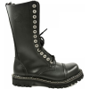 Angry Itch Herrenstiefel 14 hole boot / Steel SZ