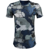 Reebok Sport T-Shirt Speedwick Alley Camo Graphic T-Shirt