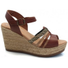 Oh Isabella Sandalen 3627 Mujer Marron