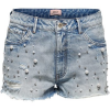 Only Shorts 15154886 DIVINE PEARLS DNM SHORT