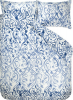 Designers Guild Satin Bettwäsche Arabesque Indigo
